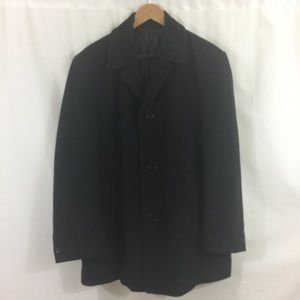 Vizoni Uomo Car Coat Size 44 (XL) EUC